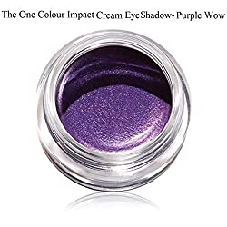 Oriflame The ONE Colour Impact Cream Eye Shadow (Purple Wow)