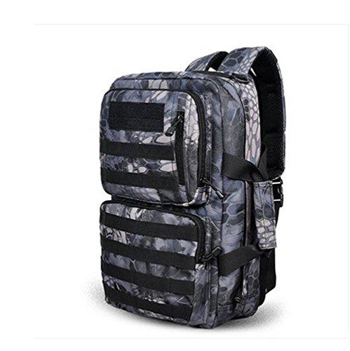 BUSL Outdoor-Umhängetasche Männer und Frauen Taschen Sporttasche mit großer Kapazität Tasche wasserdicht Reiten Bergsteigen c