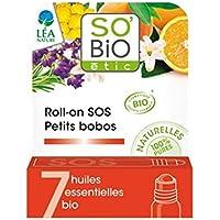 SO 'BIO ETIC - SOS Roll-On für kleine Prellungen - für Prellungen und kleine Hauttraumata - mit 7 natürlichen... preisvergleich bei billige-tabletten.eu