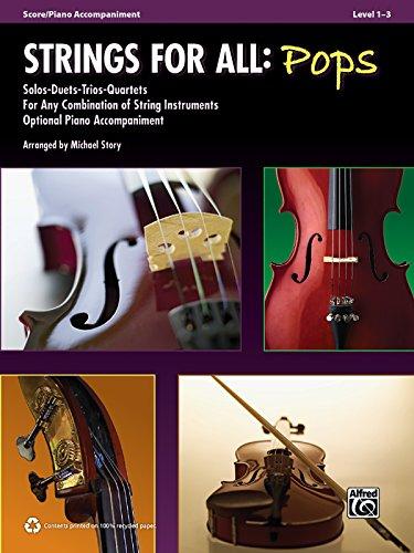 Strings for All: Pops: Score/Pia...