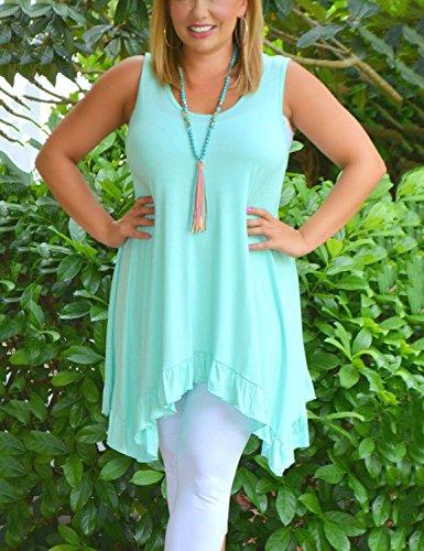 Blooming Jelly -  Vestito  - Basic - Donna Blau #1