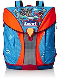 Scout Schoolbag Set 71500765700 Blue