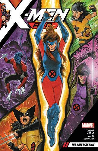 X-men Red Vol. 1: The Hate Machine por Taylor Tom