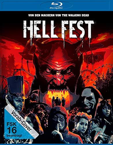 Hell Fest [Blu-ray] (Play Childs Blu-ray)