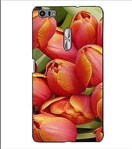 Fuson Designer Back Case Cover for Asus Zenfone 3 Ultra ZU680KL (6.8 Inch Phablet) (Beautiful Flower Lotus Theme)