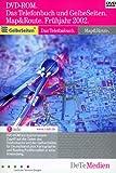 Telefonbuch und Gelbe Seiten + Map&Route Frühjahr 2002 - DVD