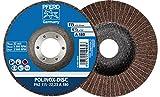 Pferd 44692266 Polinox Schleifdisc PNZ-Ø 125 mm, Breite: 20 mm, RPM: 3.800-Korngröße: 100