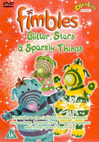 Glitter, Stars and Sparkly Things