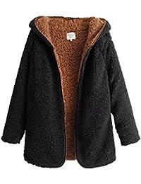 Amazon.es: chaquetas de borrego mujer - Chaquetas / Ropa de ...
