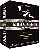 Coffret Krav Maga - Programme ceinture jaune, orange & verte