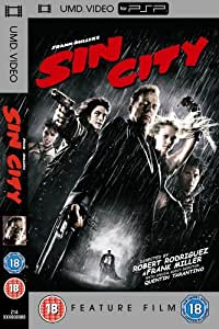 Sin City [UMD Universal Media Disc] [UK IMPORT]