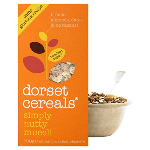 Dorset Cereal Simply Nutty Muesli 700g -