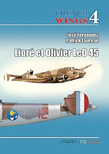 Liore-et-Olivier LeO 45 (French Wings) por Jose Fernandez