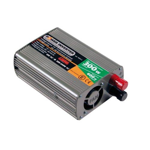 LA_74512 Spannungswandler 12V auf 230V, 300W Dauerleistung