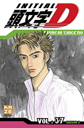 Initial D Edition simple Tome 37