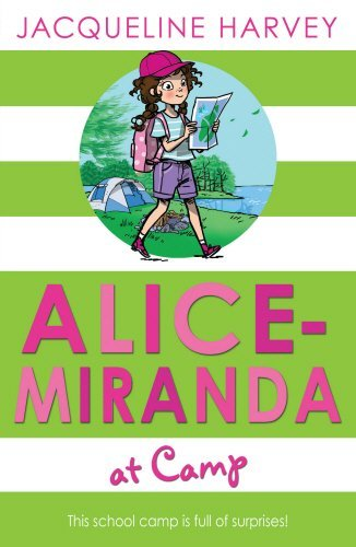 Alice-Miranda at Camp by Jacqueline Harvey (2016-01-07)