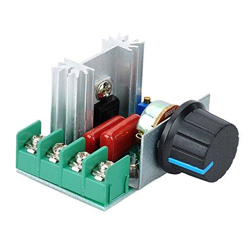 Jane Ge 2019 Store LDR-WG0110 2000 Watt SCR Spannungsreglermodul/Dimmen/Motor Drehzahlregler/Thermostat -