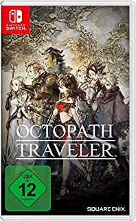 Octopath Traveler - [Nintendo Switch] (B075MFMVVL)   Amazon price tracker / tracking, Amazon price history charts, Amazon price watches, Amazon price drop alerts