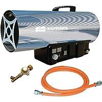 Güde 85032 GGH35TRI - Generador de aire caliente a gas (22-35 kW)