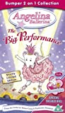 Picture Of Angelina Ballerina: Big Performance (Bumper Edition) [VHS]