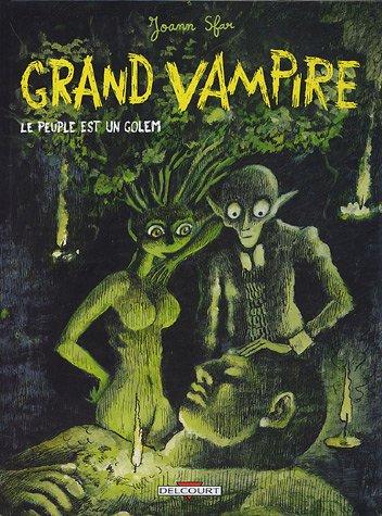 Grand Vampire, tome 6