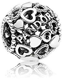 Pandora Women Silver Bead Charm - 796461