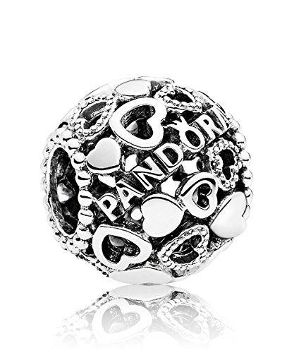 Pandora Abalorios Mujer plata - 796461