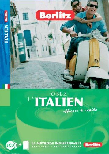 Osez l'Italien par Berlitz