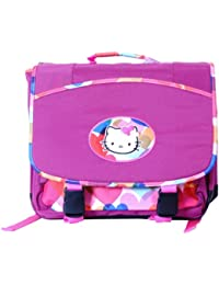 Hello Kitty SUPERLIGHT HEARTS Cartable, 43 cm, 24 liters, (Mehrfarbig)