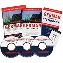 Complete German: The Basics (CD) (Complete Basic Courses)