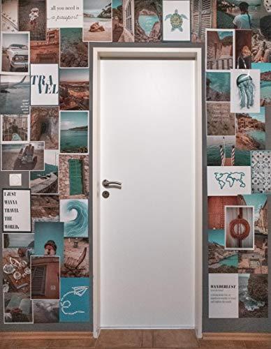 elliescreativekit The Travel Collage Kit -
