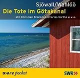 Die Tote im Götakanal. 1 CD - Maj Sjöwall
