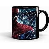 Spiderman Marvel Superhero Official Ceramic Mug 350ml, Birthday Gift For Kids, Mug For Friend, Mug For Son.