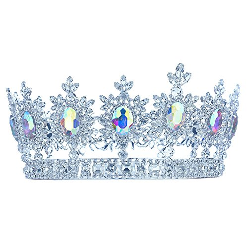 da-uomo-pageant-imperial-tiara-ab-pietra-full-circle-round-silver-king-crown