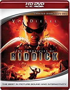 Chronicles of Riddick [HD DVD] [Import USA]