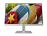 HP 22fw Monitor, 22 Pollici, IPS FHD, 1920 x 1080 1080p, 5ms, Amd FreeSync, Inclinabile, Argento