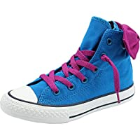 Converse All Star Hi Bow Back Girls Canvas Boots