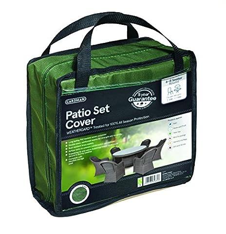 Gardman Patio Set Cover (Large Round)–Green 34310