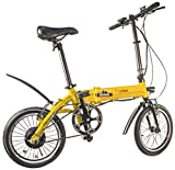 SK8 eBike Urban Beetle Bicicleta Eléctrica Plegable