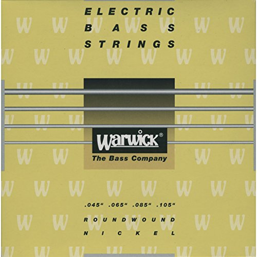 Warwick Yellow Label - Bass String Set, 4-String, Medium.045-.105 -