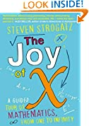 #8: The Joy of X: A Guided Tour of Mathematics, from One to Infinity