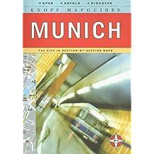 Knopf MapGuide: Munich (Knopf Mapguides)