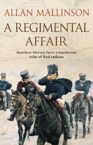 A Regimental Affair: (Matthew Hervey 3) (English Edition) -