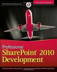 Professional SharePoint 2010 Development 2nd edition by Rizzo, Thomas, Alirezaei, Reza, Fried, Jeff, Swider, Paul, H (2012) Taschenbuch