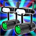 Halloween Party In A Box Disco LED Lighting Haunted House Strobe Lights Effects