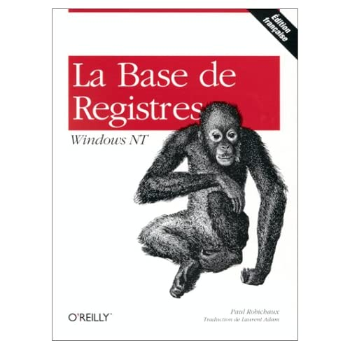 La base de registres Windows NT