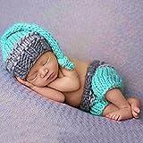 Schlafende Schönheit, Newborn Baby Mädchen Boy/crochet Knit Kostüm Foto Fotografie Prop Hüte Outfits