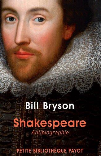 Shakespeare. Antibiographie