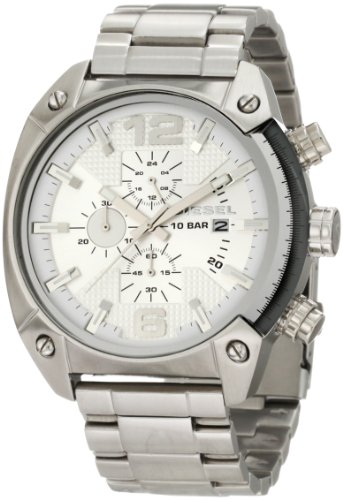 519MHWR98gL - Diesel DZ4203 Silver Mens watch