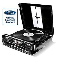 ION AUDIO MUSTANG LP 4-in 1 Mustang LP Müzik Sistemi Siyah